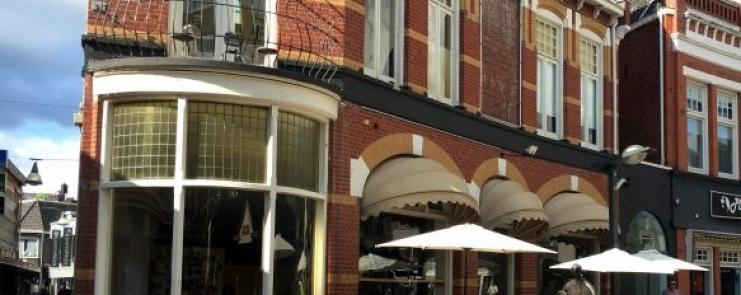 haverstraatpassage - balkon broodbode/nivo de kapsalon - culturele