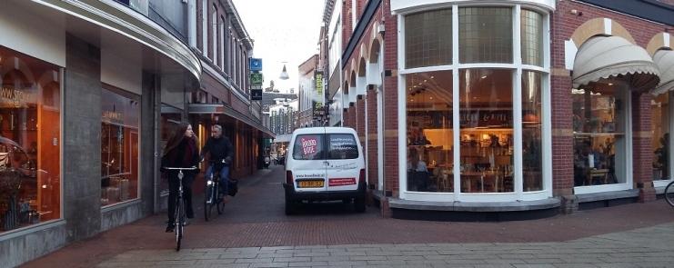 haverstraatpassage - 2e verdieping - boven broodbode - culturele
